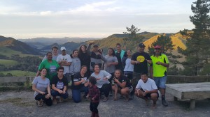 Rangatahi camp Whanganui River April 2016