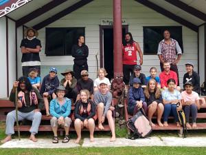 Tieke Kainga - Upper Whanganui River wananga Jan 2018